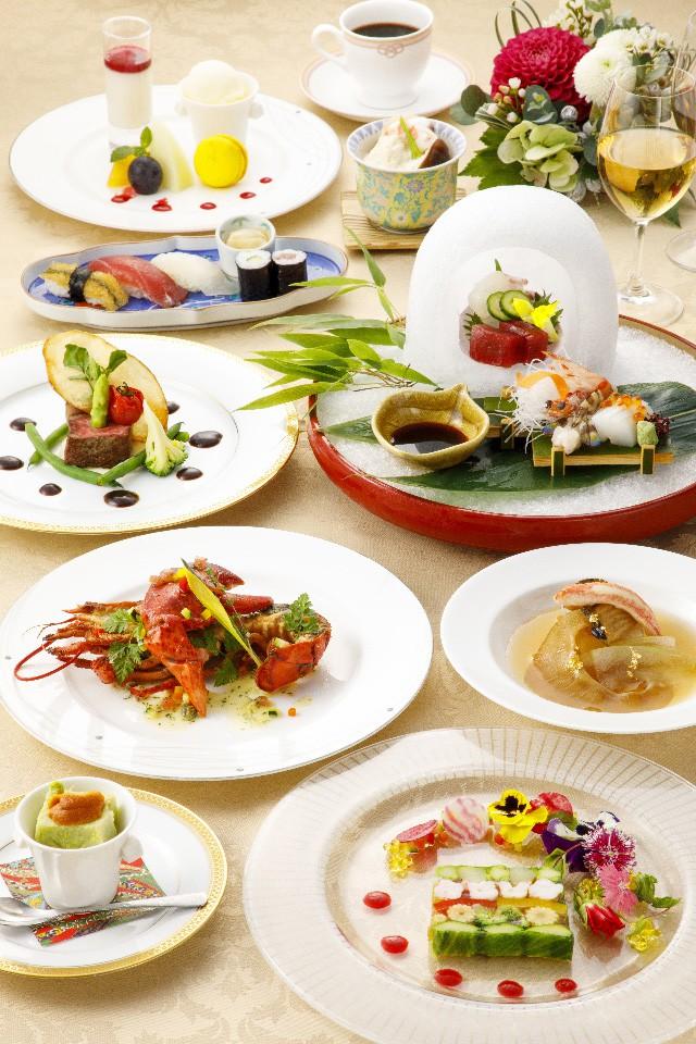 婚礼料理13,000円の写真